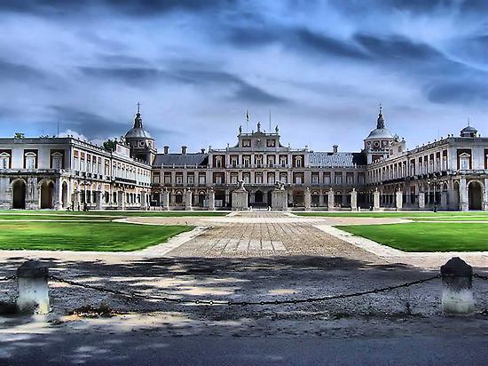 Wheelchair accessible tour in Aranjuez