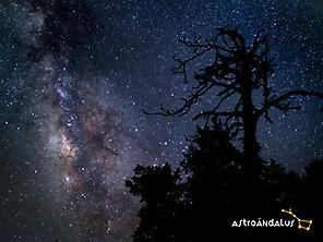 Cazorla night sky