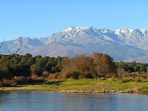 Central Mountains in Spain