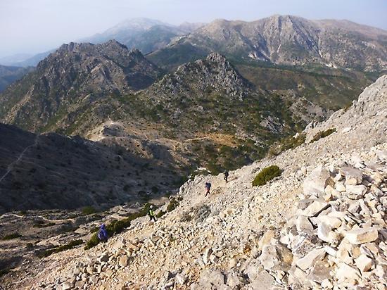 Day 2. Sierra de Tejeda