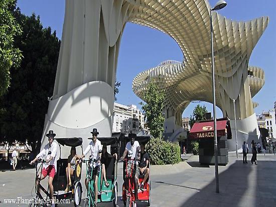 LAS SETAS in Plaza de la Encarnacion