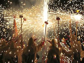 The Catalonia of Correfocs and devils