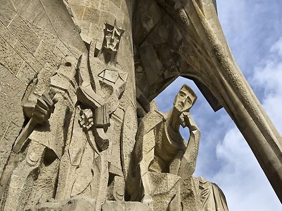 Gaudi-The Sagrada Família Tour