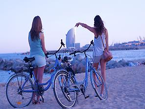 Beach Bike Tour