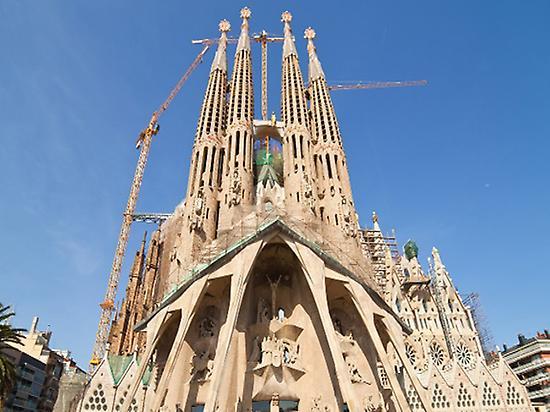 Après-midi à Barcelona