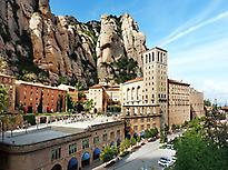 Morning trip to Montserrat