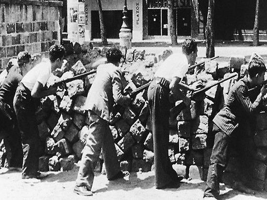 Barcelona Civil War Tour