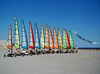 Land Sailing BCN