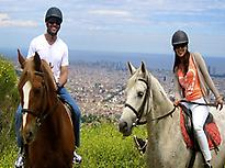 Horse riding tour in a Natural Park
