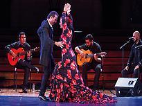 Arte Flamenco Palau de la Música Catala