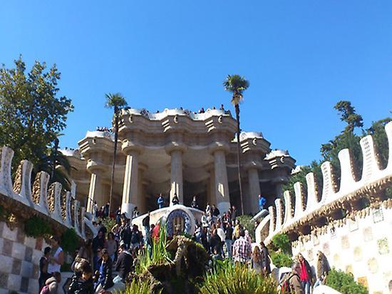 Guided Tour Park Güell