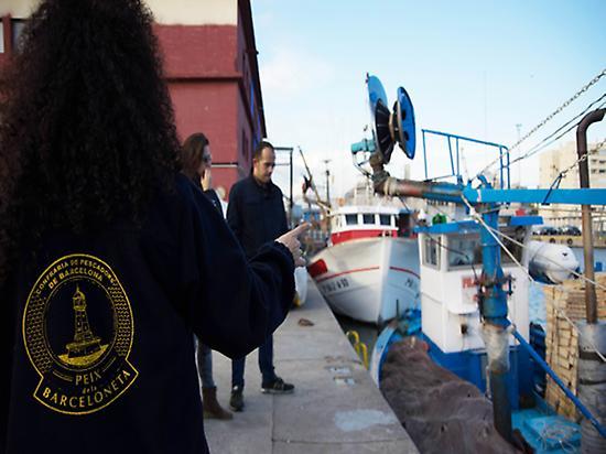 Les Pêcheurs de la Barceloneta