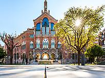 Sant Pau Art Nouveau Site