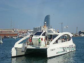 Eco-Catamaran