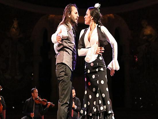 Opera y Flamenco, Historia de un amor