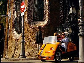 Barcelona con GoCar