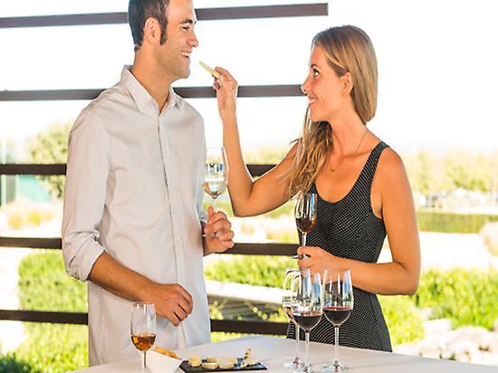 Mariage de vins et fromages dans les Cav