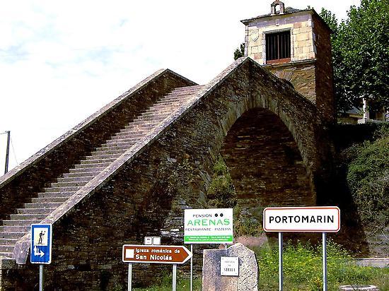 Portomarin Camino