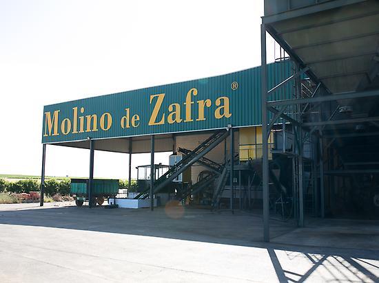 VISITA ALMAZARA MOLINO DE ZAFRA