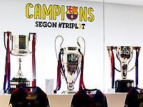 Trophy´s FC Barcelona, Camp Nou