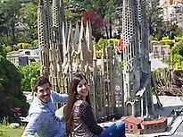 Barcelona en miniatura