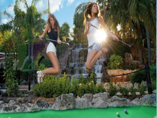 Golf Fantasía