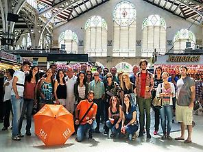 Free Tour Valencia - Central Market
