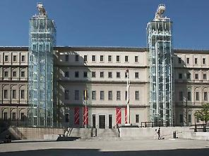 Reina Sofia Museo, Madrid