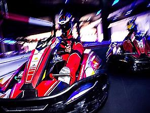 Mini group indoor karting Valencia