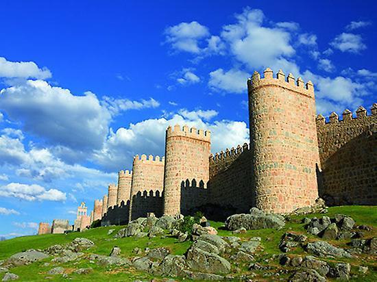 Ávila y Segovia