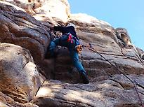 Rock Climbing in La Pedriza