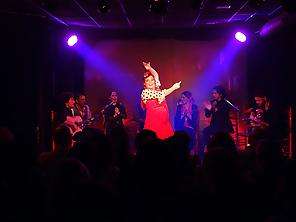 Teatro flamenco el Soho