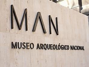 National Archeological Museum in Madrid