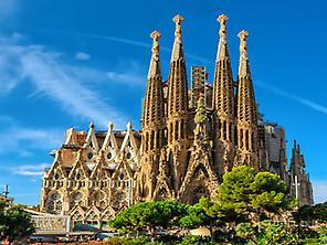 Tour Guiado por la Sagrada Familia
