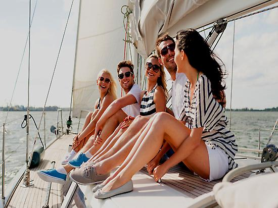Charter with White Tenerife