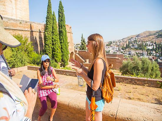 Entorno Alhambra