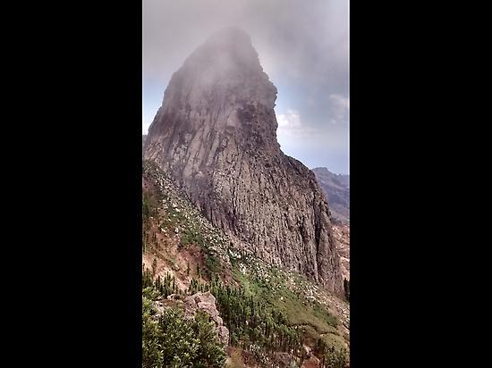 The Agando Rock