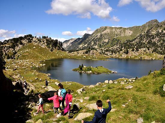 Eastern Pyrenees in Aigüestortes