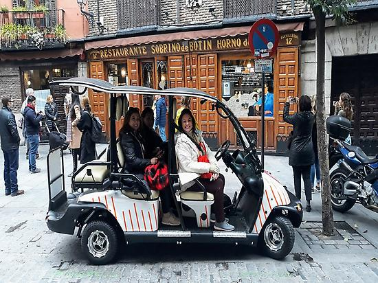 Buggy: Must See Tour