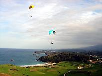 Paragliding and Tandem in Asturias