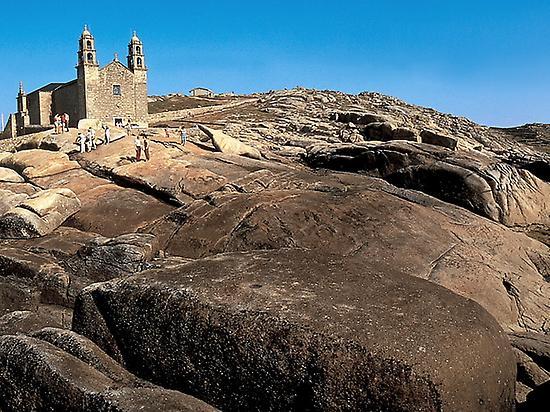 Las piedras Sagradas da Costa da Morte