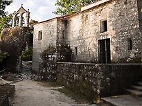 Ribeira Sacra : entre monastères, châtea