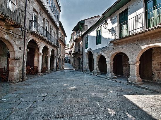 Jewish Quarter of Ribadavia
