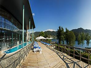 Outdoor swimming pool Laias Spa