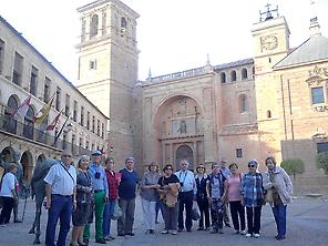 Plaza Mayor Villanueva de los Infantes