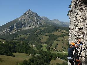 Via Ferrata El Cáliz ( Cantabria)