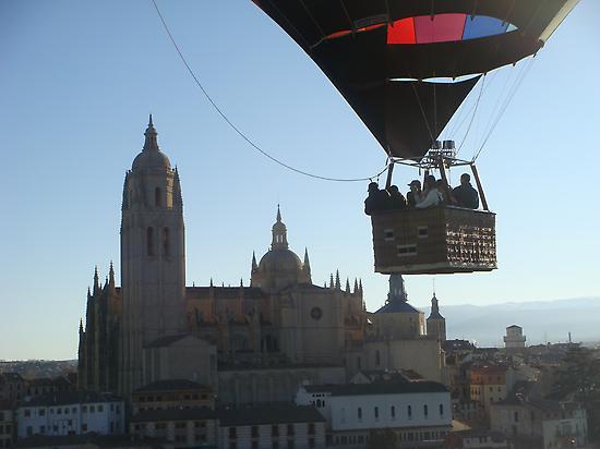 Segovia flight