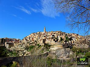 Bocairent skyline