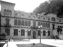 The Old Façade of San Telmo Museum