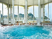 Thermal circuit at La Perla Spa Centre